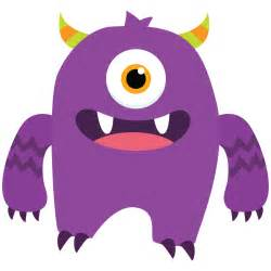 free monster clipart images clipartxtras
