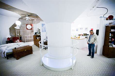 missile silo fixer now swanky bachelor pad wired