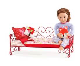 scrollwork bed our generation dolls og pinterest