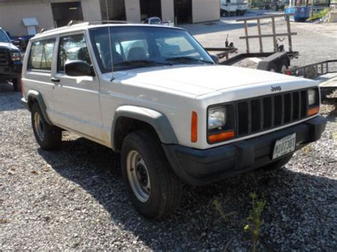 1998 Jeep Se Purchase Used 1998 Jeep Se Sport Utility 2 Door 4