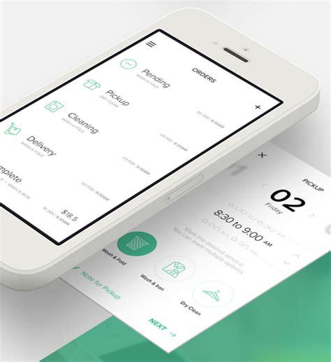design inspiration ios mobile app design inspiration cleanly designbeep