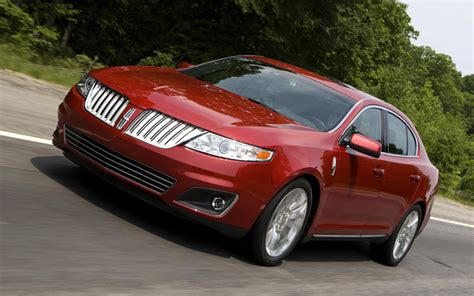 how cars run 2009 lincoln mks user handbook 2009 lincoln mks first drive motor trend