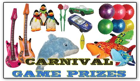 Game Giveaways - carnival game prizes and more carnival toys