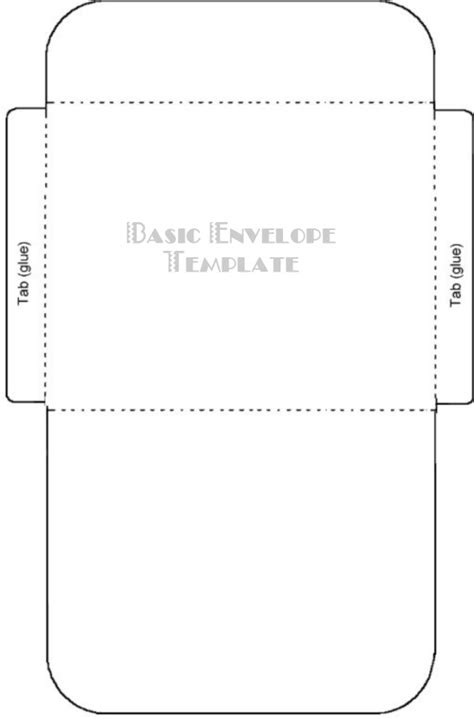 pattern for cd envelope free printable card envelope templates teaching