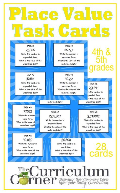 printable math games on place value decimal games for 4th graders 4th grade math