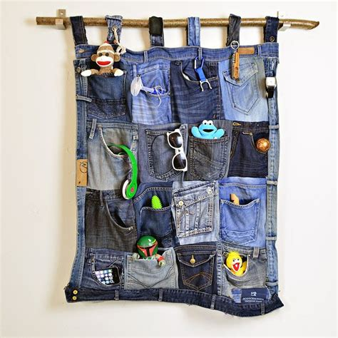 denim home decor brilliant and creative ways to upcycle denim into home