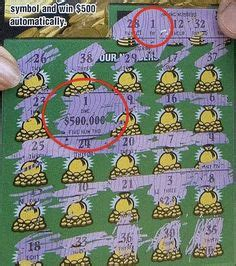 Dream About Winning Money On A Scratch Ticket - 30 000 00 winning scratch ticket in massachusetts lottery not mine but i held it