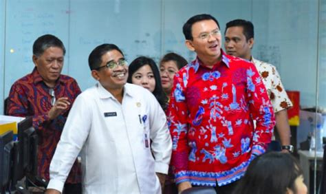 ahok election sumarsono returns as acting governor as ahok goes on