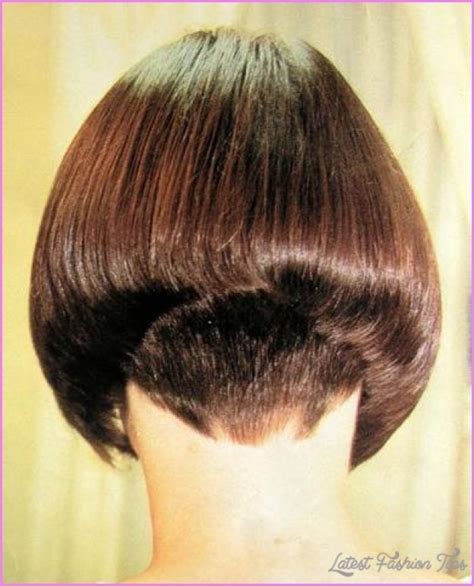 inverted bob hairstyle pictures rear view severe inverted bob haircut back haircuts models ideas