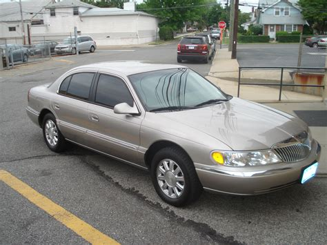 slycontinental 1999 lincoln continental specs photos