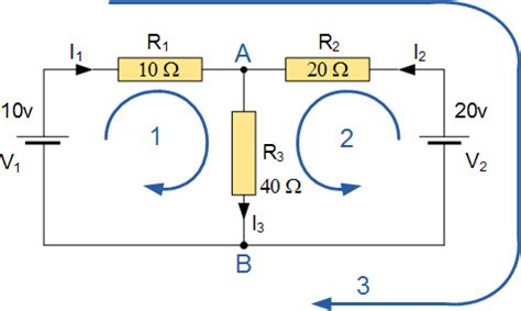 capacitors kirchoff s kirchoffs circuit and kirchoffs circuit theory