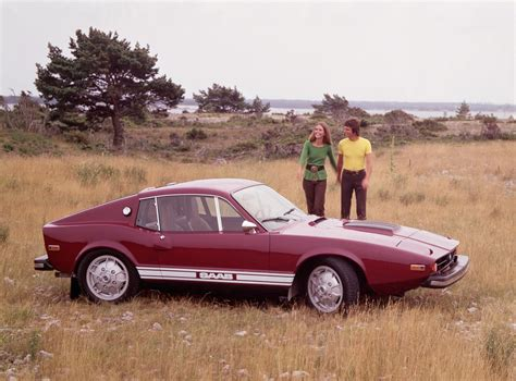 1974 saab sonett iii pictures history value research