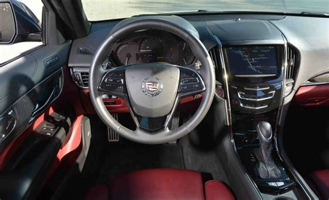 2013 Ats Interior by Car And Driver