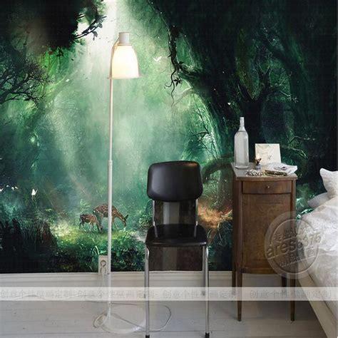 moderne tapeten schlafzimmer 1305 popular forest wallpaper bedroom buy cheap forest