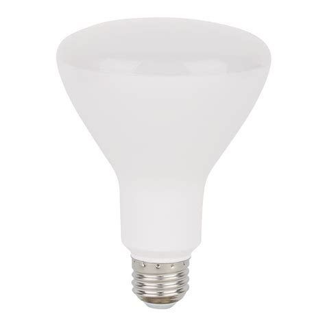 Eco Led Light Bulbs Halco Lighting Technologies 65w Equivalent Soft White Br30 Dimmable Solid State Led Light Pack