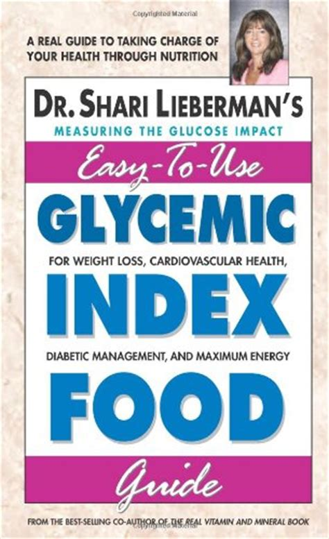 weight management for cardiovascular health glycemic index food guide for weight loss cardiovascular
