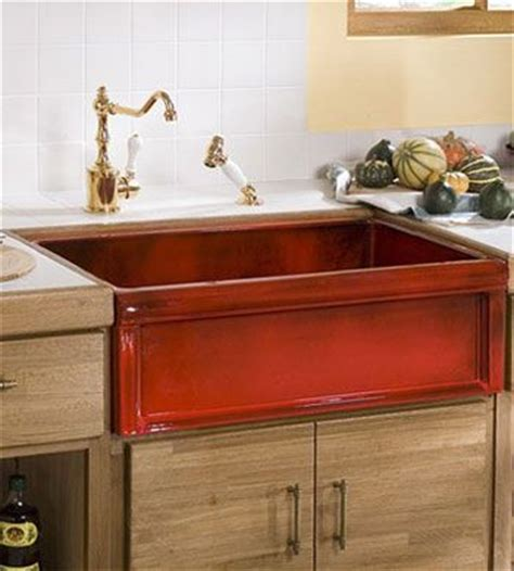 Red Kitchen Sink | 17 best images about red red and more red on pinterest