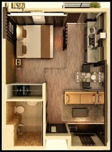 efficiency apartment floor plan ideas 20 plantas incr 237 veis de apartamentos para solteiros sos