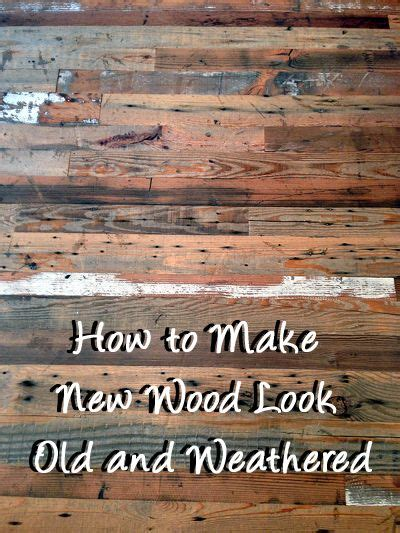 how to make wood paneling look modern how to make new wood look old and weathered wood paneling wooden crates and crates