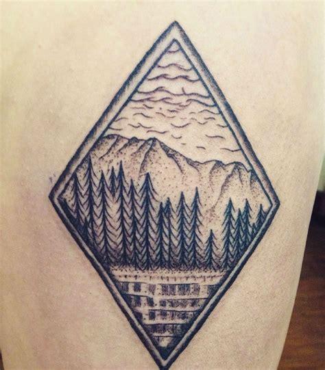 22 photos of mystical pine 22 photos of mystical pine tree tattoos