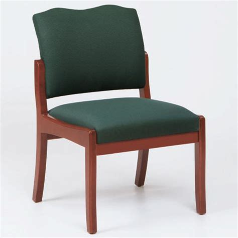 traditional style office chairs traditional style armless wood frame guest chair ch03270