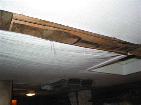 Travel Trailer Ceiling Panels by Rv Trailer Water Damage Repair