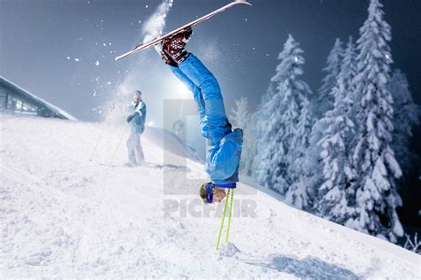 Gothic Style Home Rare Picture Of Ski Ballet License For 163 1 238 76 On Picfair