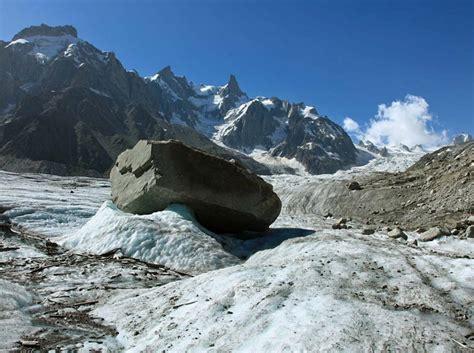 Cailloux Blanc 1100 by Sur Les Traces De L Epoque Glaciaire Glaciers Climat