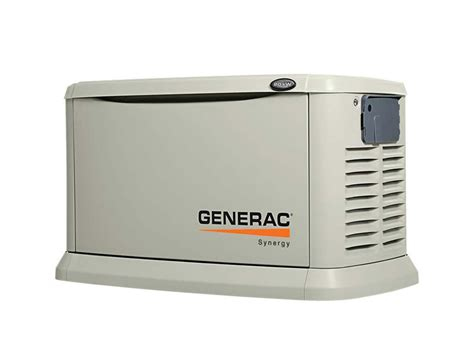 generac 20kw variable speed wolter power systems