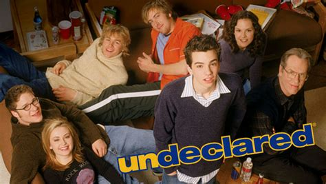 I Watched Undeclared On Dvd And It Was Essentia 2 by Is Undeclared Available To On Netflix In America