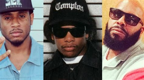 eazy es son thinks suge knight killed his father the eazy e s son believes suge knight played role in father s