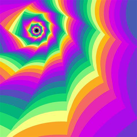 rainbow spiral 2358 stockarch free stock photos