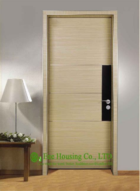 modern door frame office door with modern design moisture proof aluminum