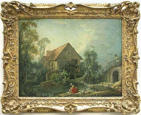 Verrou Porte 1775 by Fran 231 Ois Boucher 1703 1770 Le Moulin Dessus De Porte