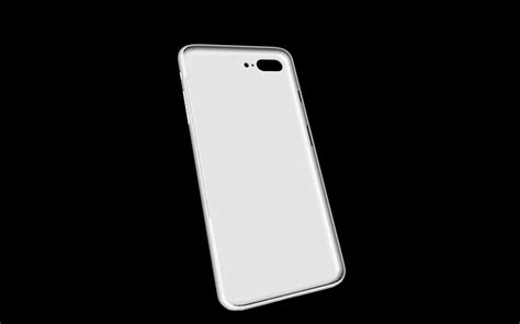 3d printable model iphone 8 plus simple cgtrader