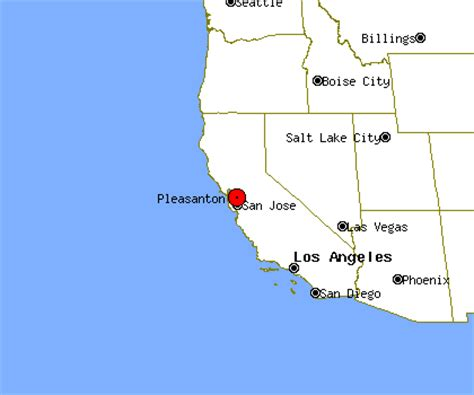 pleasanton california map pleasanton profile pleasanton ca population crime map