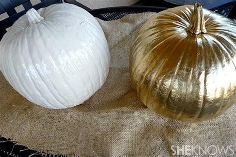 spray painting pumpkins a pumpkin carving alternative painted pumpkins