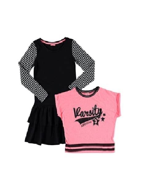 lc waikiki diz alti siyah elbise modelleri fiyati 19 90 tl pictures to lc waikiki siyah renk kollar 231 izgili gen 231 kız elbise
