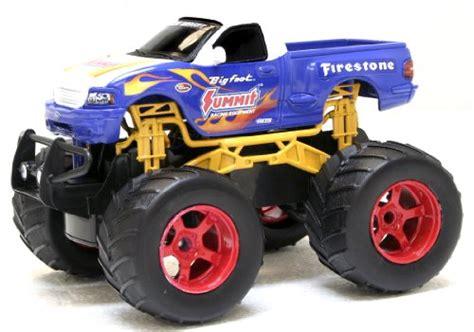 bigfoot remote control monster truck radio control monster truck ford bigfoot