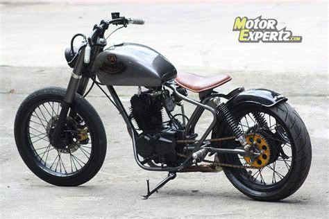 Honda Gl Max Modifikasi Style modif motor gl pro style holidays oo
