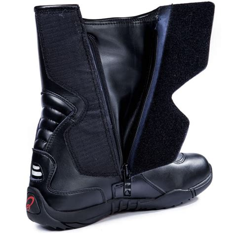motorcycle touring boots black stealth evo motorcycle boots touring boots