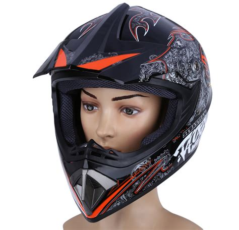 safest motocross helmet new breathable safe full face helmet motocross dirt bike