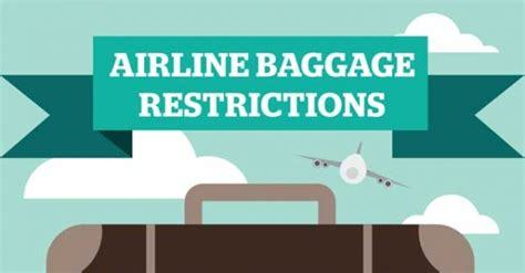 airline baggage limit gdl rules airline baggage rules airline baggage restrictions