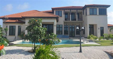 houses for sale in aruba 4 bedroom luxury house for sale tierra del sol aruba 7th heaven properties