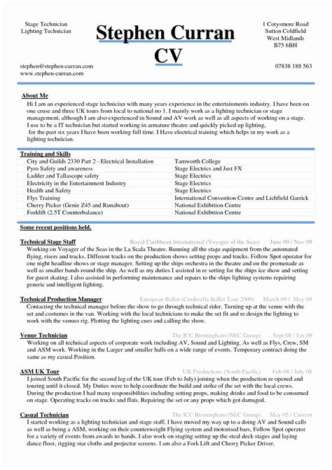 cv format word resume format word file download inspirational college
