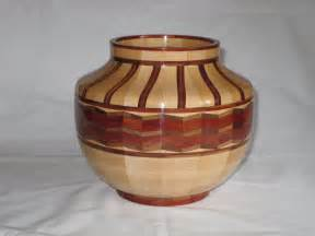 Bowl Vases Segmented Wooden Vases Amp Bowls Segmented Maple Walnut