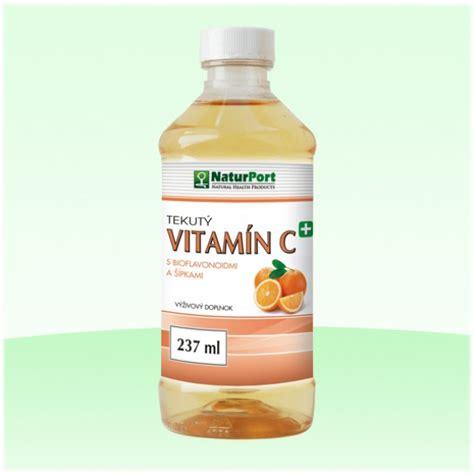 Vitamin C Shop Tekut 253 Vitam 237 N C 13 90 Bohatstvo Prirody