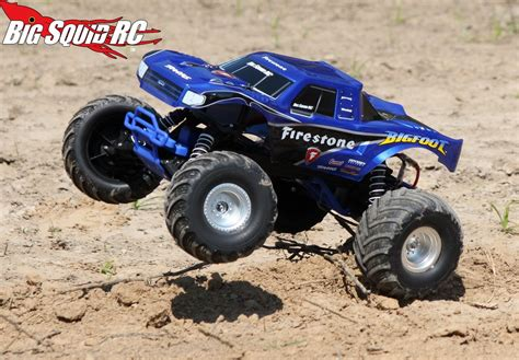 monster truck bigfoot traxxas bigfoot monster truck review 171 big squid rc rc