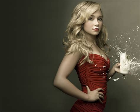 carbonite commercial actress blonde hayden panettiere got a milk commercial wallpaper