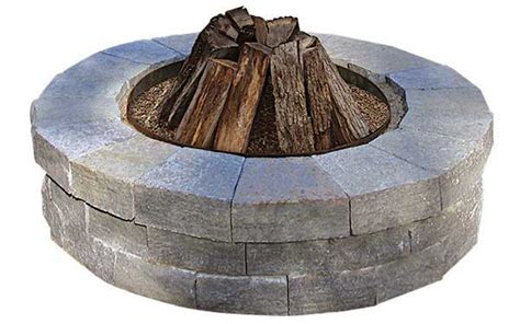 6 ft straight island kit semco outdoor landscaping natural stone supply semco s outdoor living products